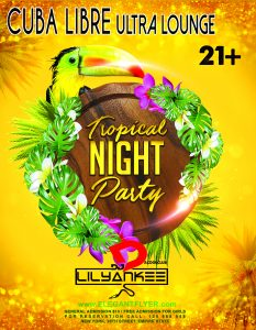 Tropical Latin Nights in Jacksonville